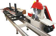 Twin blades circular table saw for woodworking,Automatic circular blade wood sawmill machine