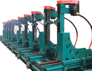 China Woodworking Machinery Vertical Bandsaw Saw Machines with CNC Cutting Carriage factory