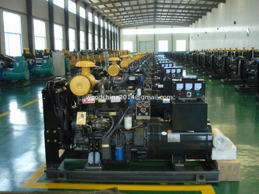 truck mounted generator sets for sale