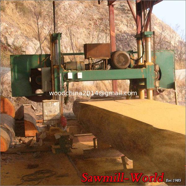 Quality Portable Horizontal Band Sawmill & CNC Vertical ...