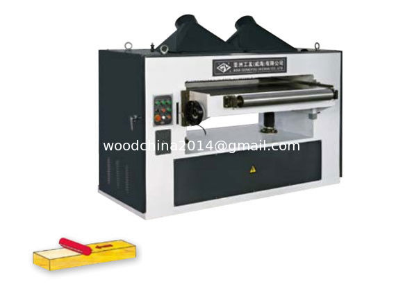 MB203B portable thicknesser double sided thicknesser woodworking machine