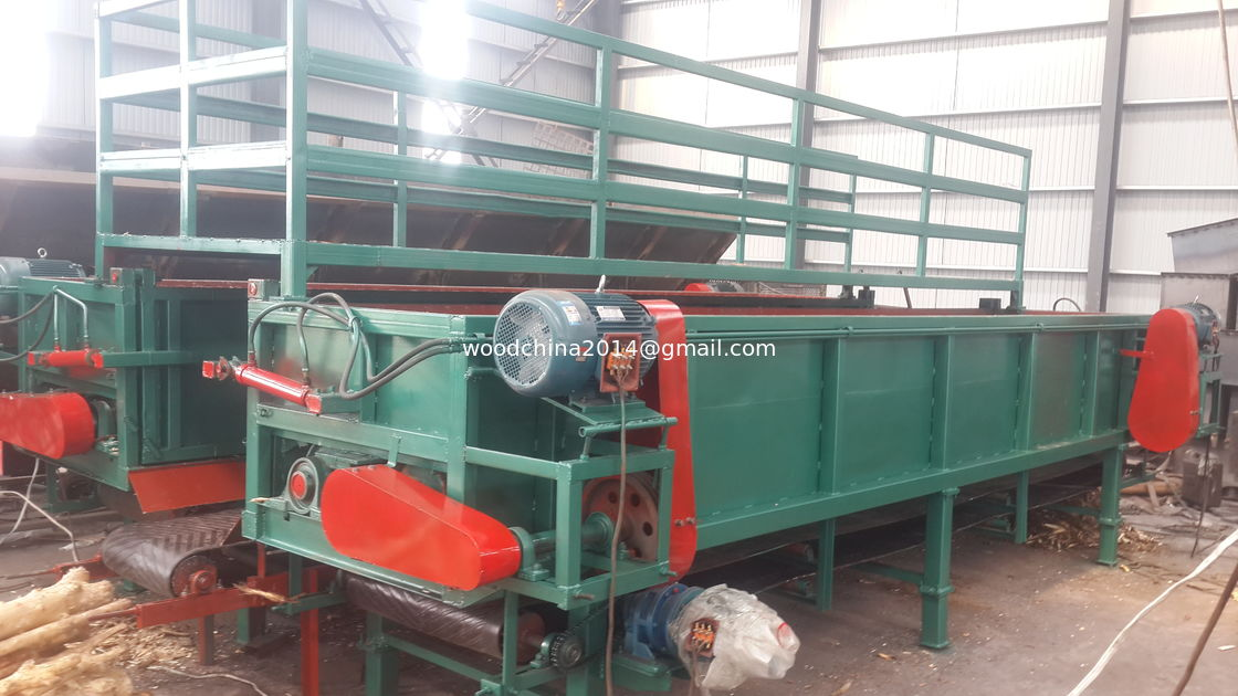 Hot sales of Wood Debarker with competitive prices/bark removing machine