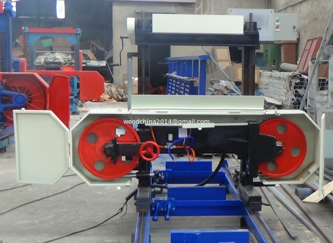 Portable Cement Mills : Wood machine band saw mizer horizontal type portable