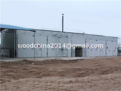Chinese machinery wood drying klins hard wood drying machine for sale