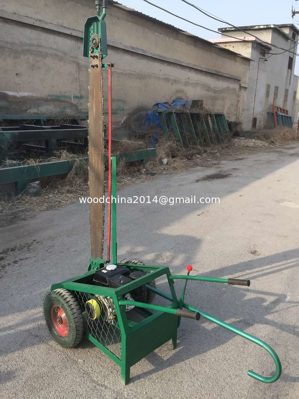 Portable Wood Cutting Chainsaw mill for sale, Wood Slasher cutter off chain sawmill