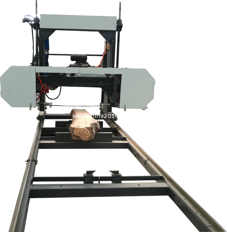 Saw Mill For Sale >> Diesel Portable Horizontal Band Sawmill Machine Wood Band Saw Mill