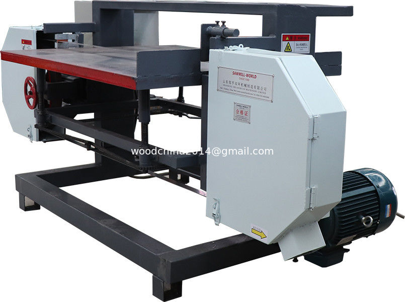Hot Sale Diamantling Sawmill For Wood Pallet Horizontal Band Stripping saw