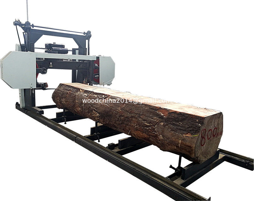 Cheap Price Horizontal Wood Band Saw Mills With Diesel