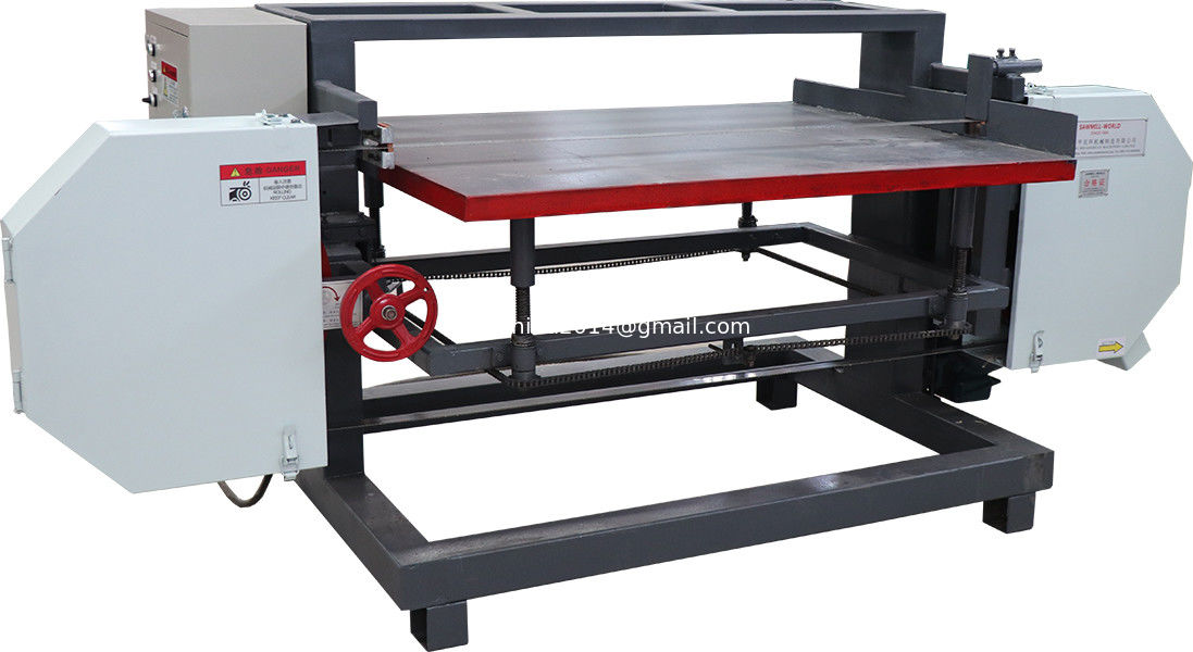 wooden pallet dismantling band saw machine, wood pallet dismantler pallet disassembly machine