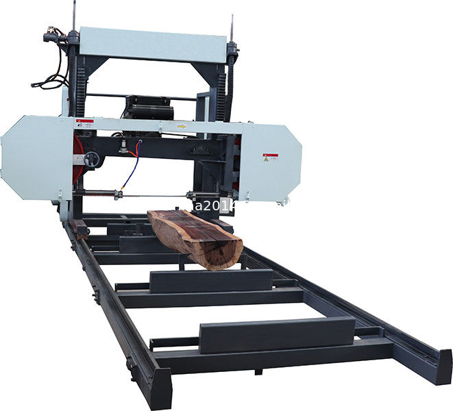 Quality horizontal portable bandsaw mill for wood log, band sawmill for sale