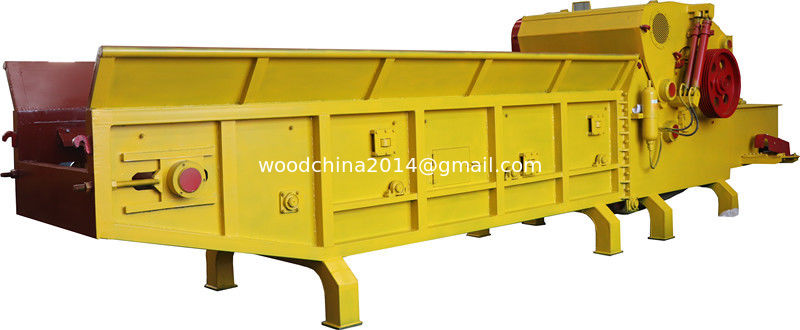wood chipping machine/wood chipper shredder for sale, nail wooden pallet crusher shredder machine