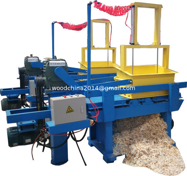 Cheap Wood Shaving Machine Wood Shaving Machine Price with shavings conveyor