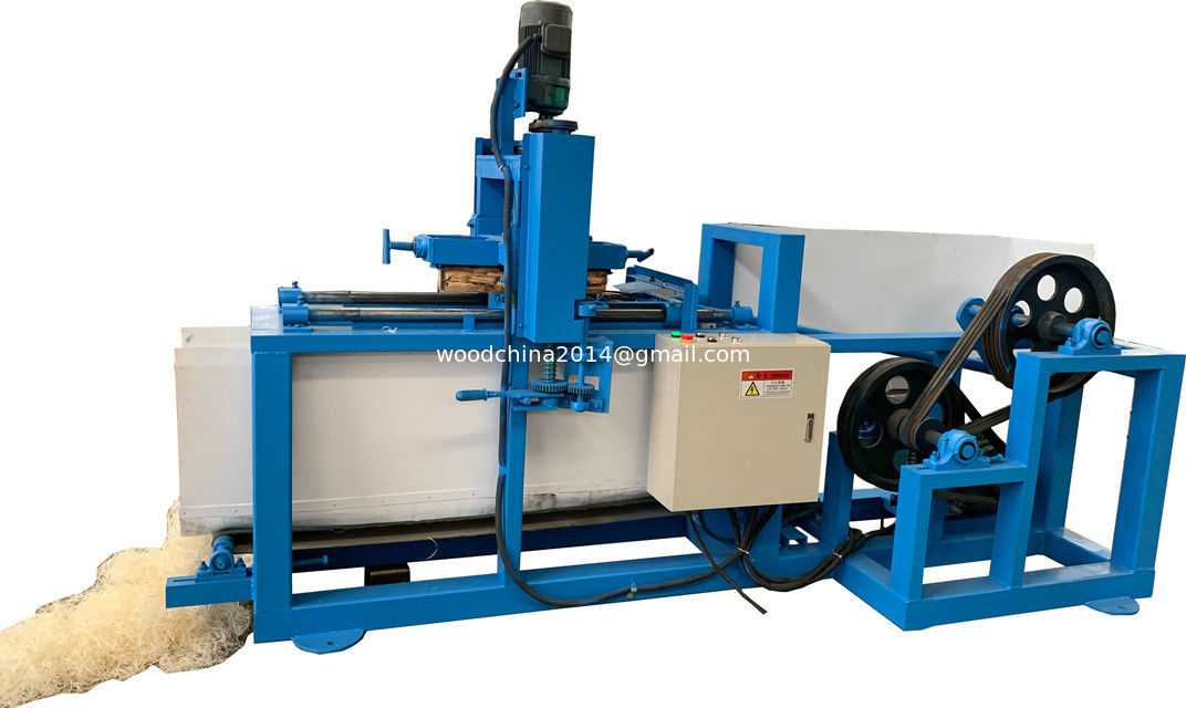 Wood wool machine making equipment,Animal Bedding Wood Wool Making Machine