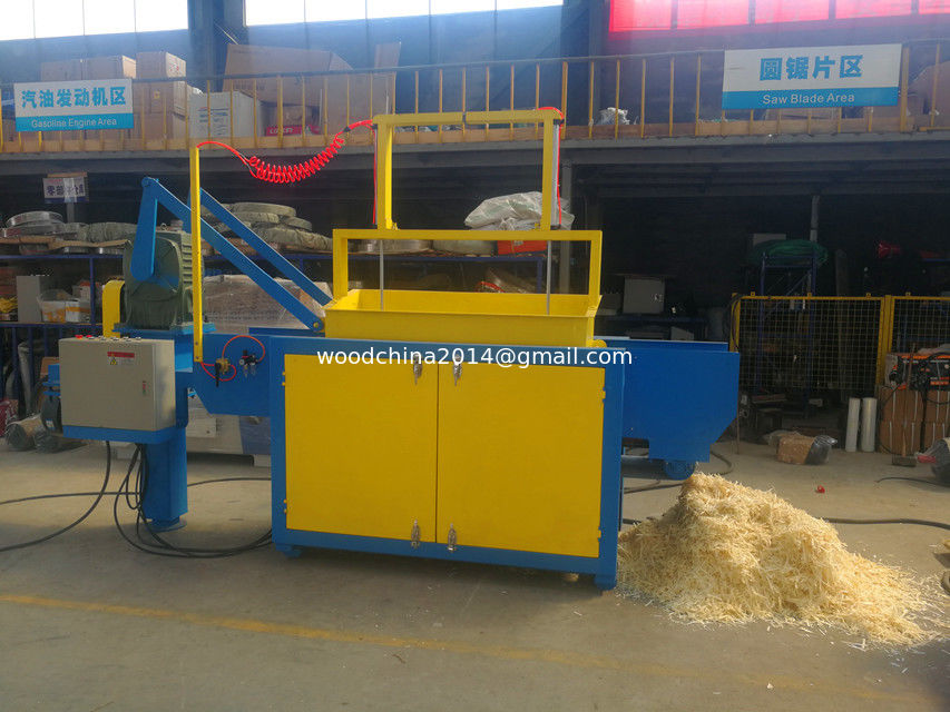 Animal bedding used small wood shaving machine, wood shaving machine price