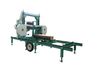 China Horizontal Log Band Saw Diesel Portable Sawmill /portable sawmill for sale factory