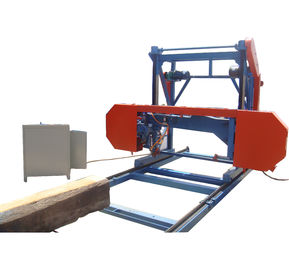 China Price of band saw mill cheap saws, portable horizontal band sawmills factory