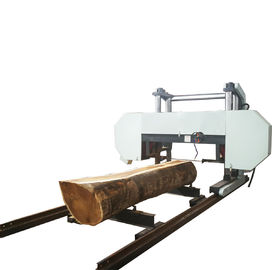 MJ2000 Heavy Duty Horizontal Wood Cutting Saw Machine Big Size Band Sawmill,