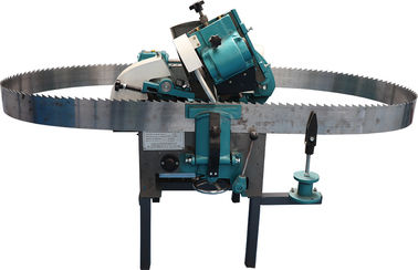 China MR1118 band saw blades automatic sharpening machine, blade grinding machine distributor