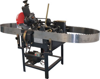 China automatic blade sharpener bandsaw blade sharpener,saw grinding machine for sale distributor