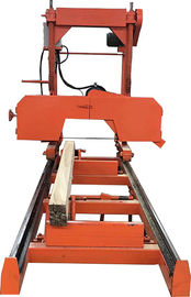China SH24 Ultra Portable Horizontal Band Saw woodworking sawmill, bandsaw mill for wood sawing distributor