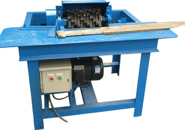 China Best quality Wood Pallet Notching sawmill Machine / wood pallet groove stringers notcher distributor