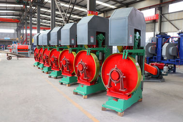 China Mobile Vertical Band Sawmill with Table Diesel Engine powered Truck Loading Move factory