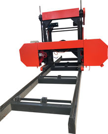 China Saw Mills, Sawmill Portable , Horizontal Band Saw, Wood Cutting Sawmill Machines distributor