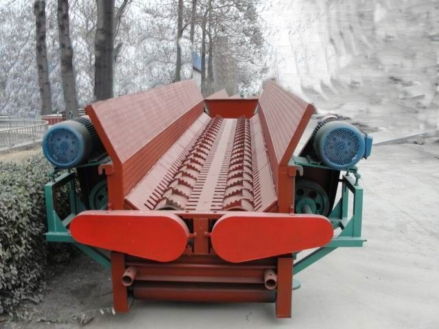 Wood Chipper Cursher Production Line with capacity 20 to 25tons per hour