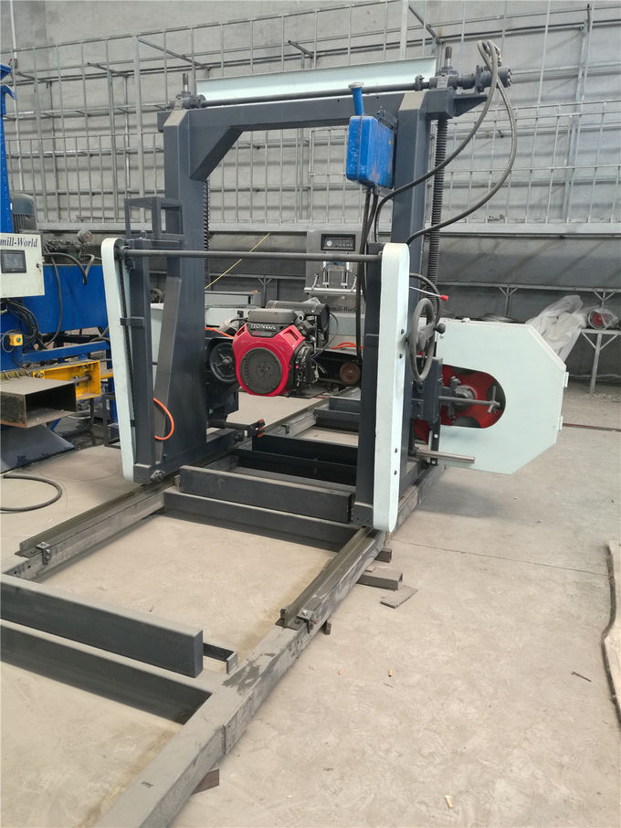 Bandsaw Mill For Sale >> Sawmill Wood Portable Band Saw Mill Timber Horizontal Band ...