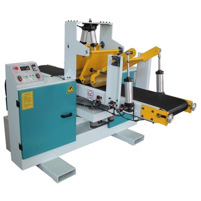 horizontal band saw machine pdf
