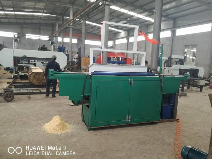Wood Shaving Compress Packing Machine Horizontal Sawdust Baler Machine With Great Price
