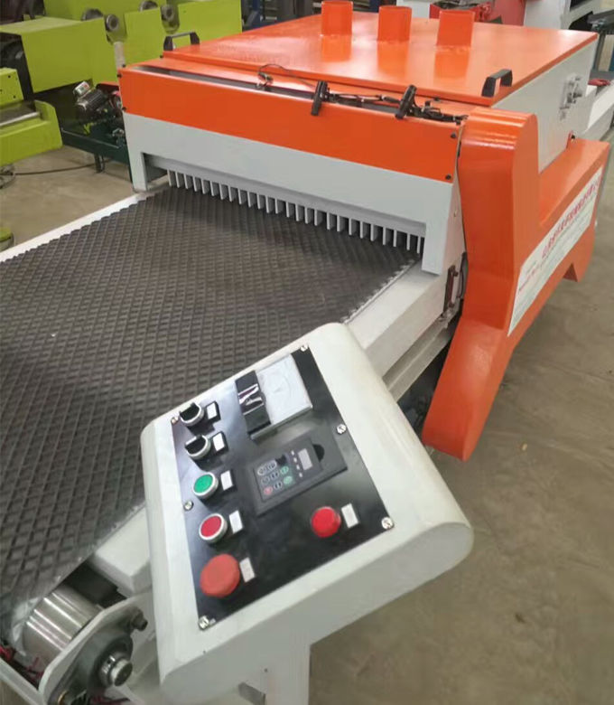 double edge trimming machine, double edger trimming saw with auto feeding