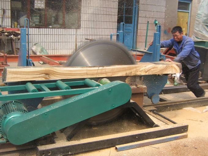 1200mm Circular Blade Sawmill for logs cutting with Automatic Sports Car/Carriage