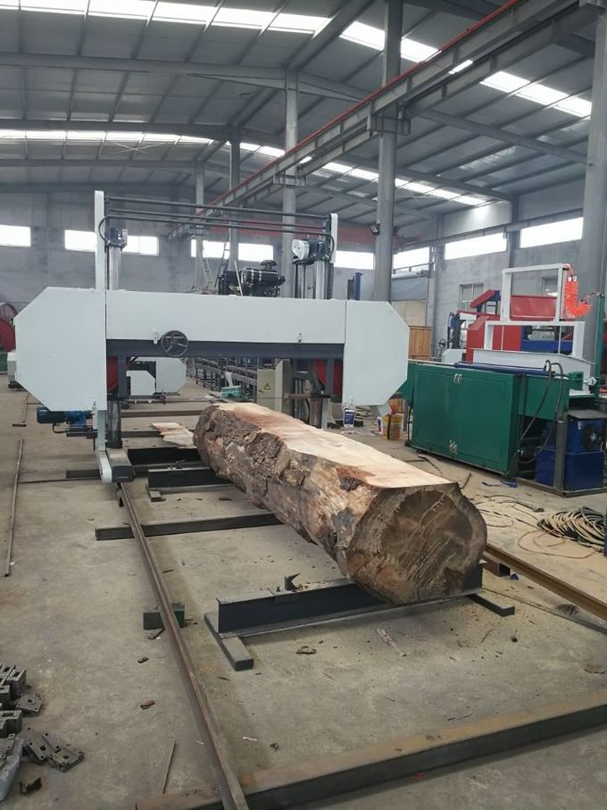 Heavy Duty wood saw mills with diesel engine,Industrial Wood Saws Big Band Sawmill
