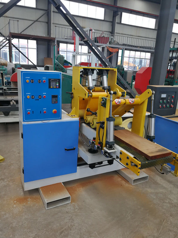 China supply re-saw (horizontal) bandsaw sawmill wood lumber cutting used high precision saw mill machine